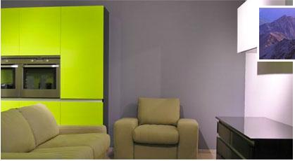 Violet Living Space